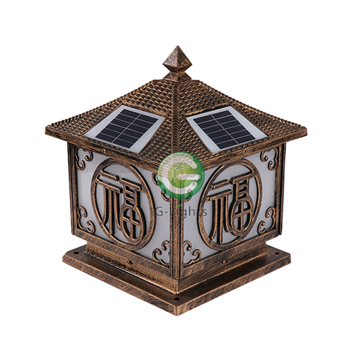 SZ1-008 太陽能柱頭燈
