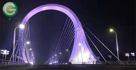 橋梁亮化照明案例