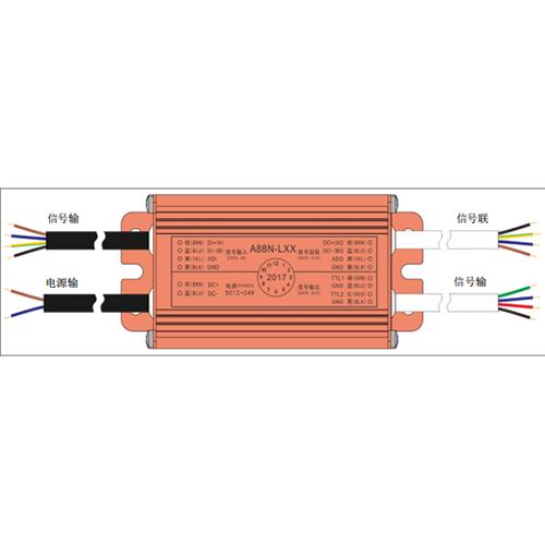 上海LED亮化燈具控制器A88N適用于N40,L40及以上版本