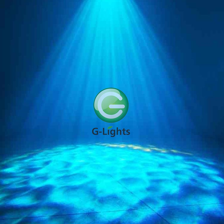 上海LED水紋投影燈